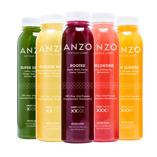 COLD PRESSED JUICES (Coming Soon)